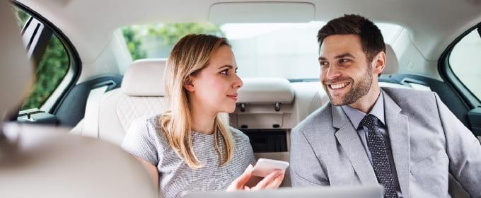 Chauffeur business partenariat transport de personnes a Macon